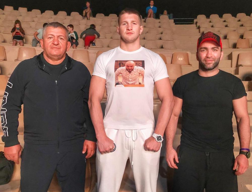 Vladimir Mineev Rasskazal Svoyu Versiyu Stychki S Magomedom Ismailovym Fightnews Info