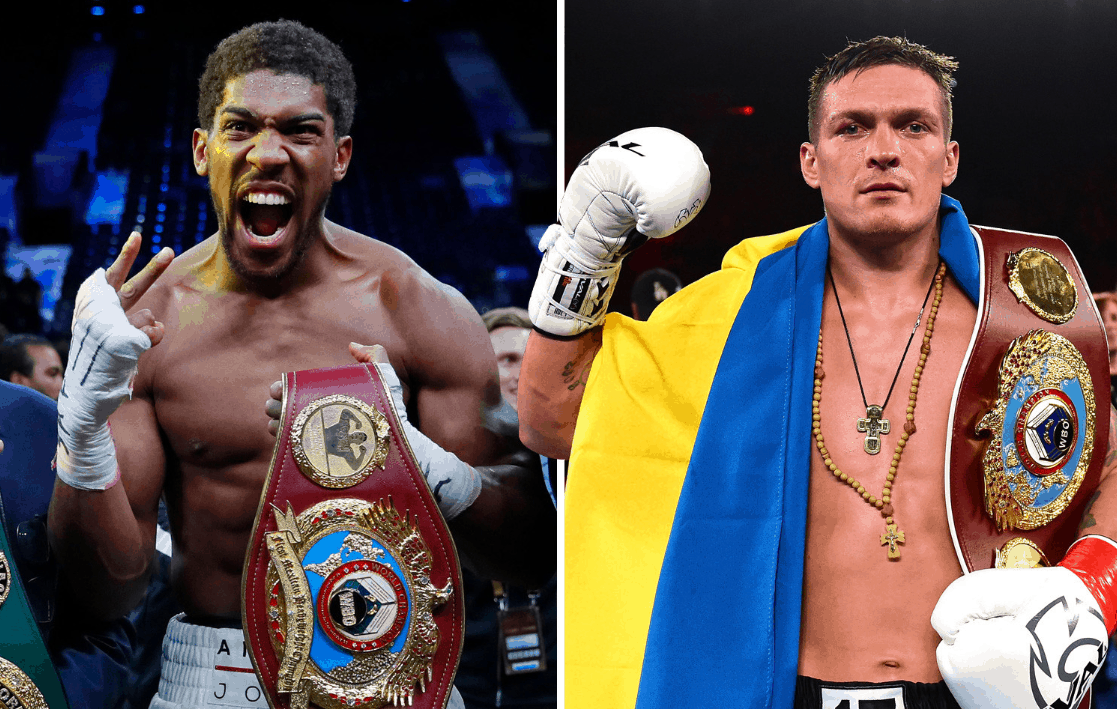 Boxing News: Andre Rozier believes that Oleksandr Usyk has no chance in a fight with Anthony Joshua