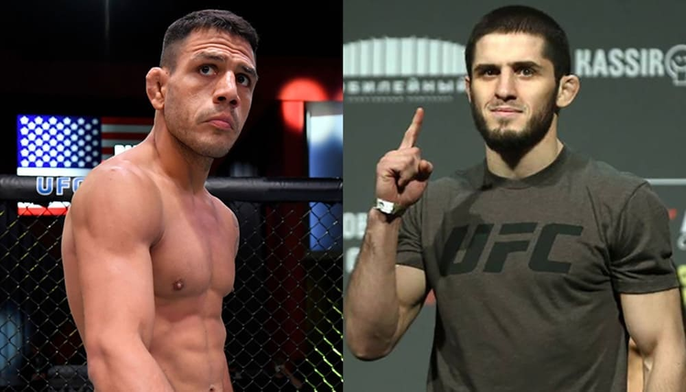 UFC news: Khabib Nurmagomedov spoke about the upcoming fight between Islam Makhachev and Rafael dos Anjos.