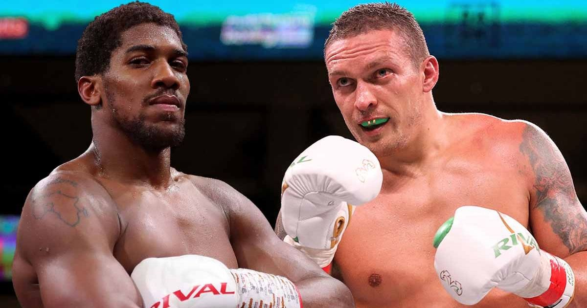 BOXING News: Updated heavyweight rating from The Ring: Usyk is located below Ortiz, Hunter and Rivas