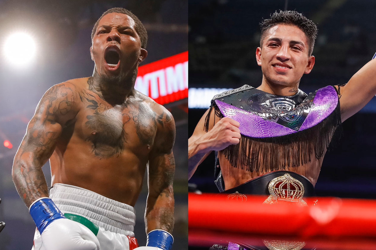 Gervonta Davis Vs. Mario Barrios At $69.99 On Showtime PPV on June 26th